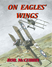 On Eagles Wings cover