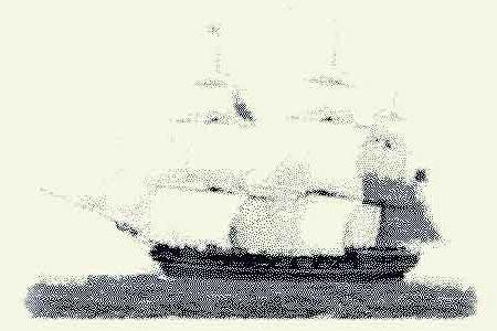 Sailing ship image
